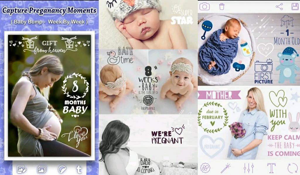 6 Aplikasi Edit Foto Bayi Baru Lahir Yang Lucu Dan Gratis Untuk Android