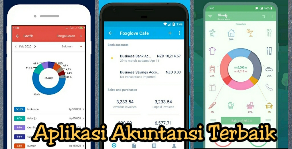 7 Aplikasi Akuntansi Terbaik Bikin Laporan Keuangan Semakin Praktis